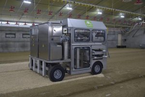 Enorme groei voor On farm hatching-concept NestBorn